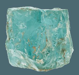 Arhanghelul Raguel - Piatra de acvamarin