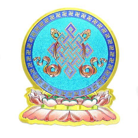 Cele opt simboluri tibetane-nodul mistic