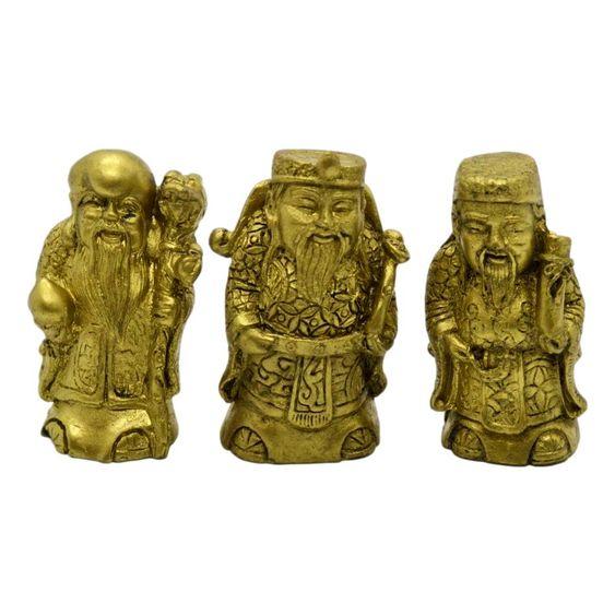 Fuk Luk Sau- cei trei intelepti