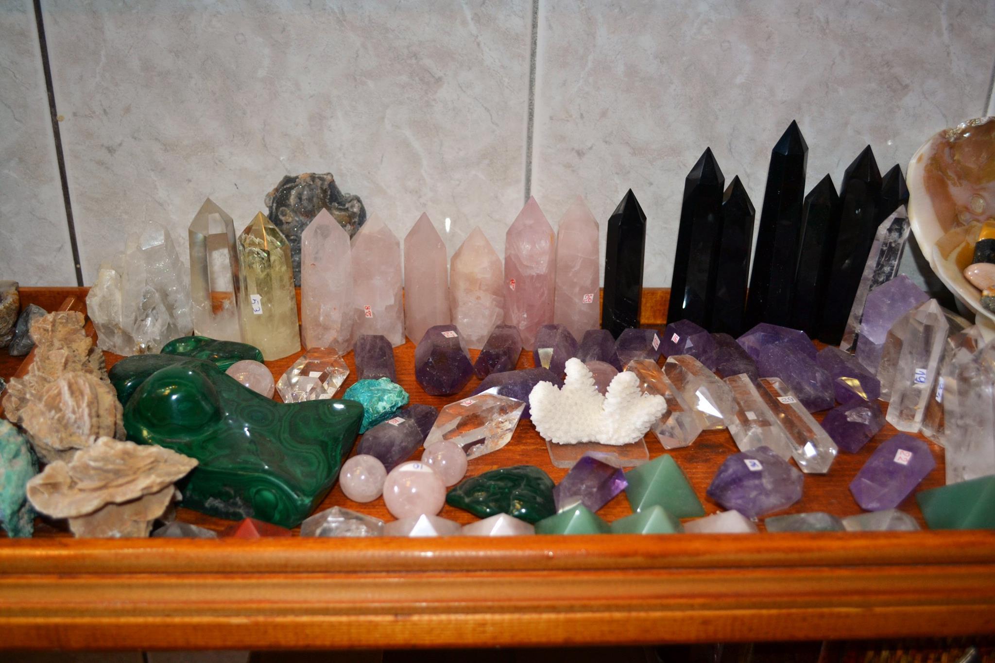 Pietre semipretioase cristale terapeutice
