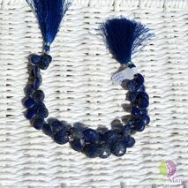 Sirag lapis lazuli briolete fatetate manual 11-13mm M2