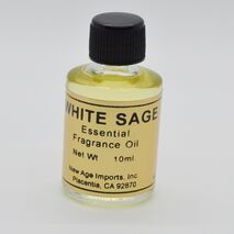 Ulei esential natural Salvie Alba (White Sage) 10ml
