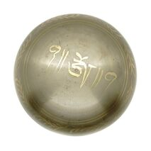 Bol tibetan cantator India 11,5cm, model 1