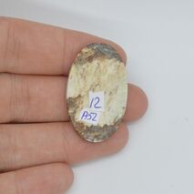 Cabochon magnezit 33x21x4mm A52, imagine 2