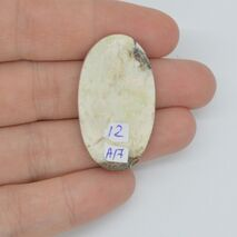 Cabochon magnezit 35x20x4mm A17, imagine 2