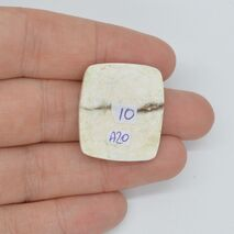 Cabochon magnezit 26x22x4mm A20, imagine 2