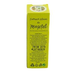 Extract uleios de Musetel, Solaris 30ml