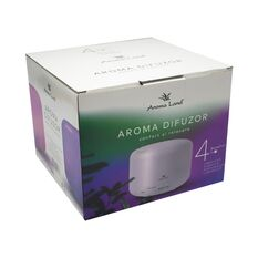 Difuzor ultrasonic Aroma Land A770+, 500 ml, functie de umidificator, aroma difuzor, purificator aer, imagine 3